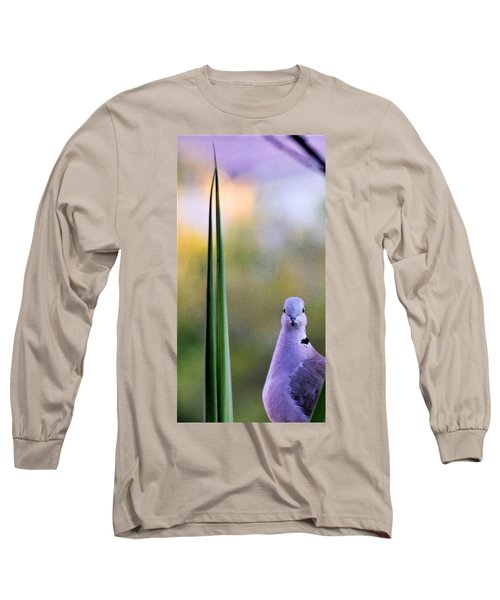 Back At Cha Long Sleeve T-Shirt by John Glass