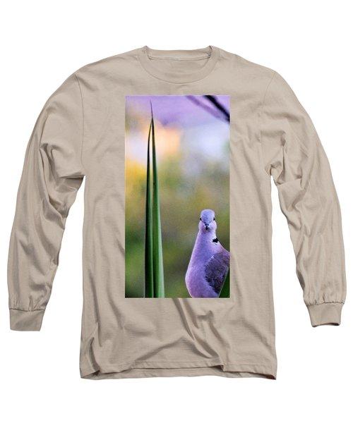 Back At Cha Long Sleeve T-Shirt