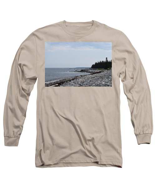 Back Beach Long Sleeve T-Shirt