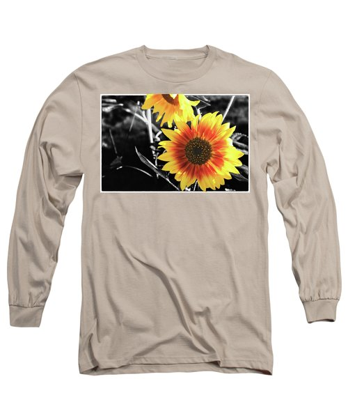 Back-lit Brilliance Long Sleeve T-Shirt