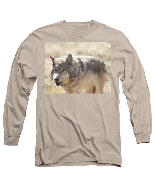 Back Off Buddy Long Sleeve T-Shirt