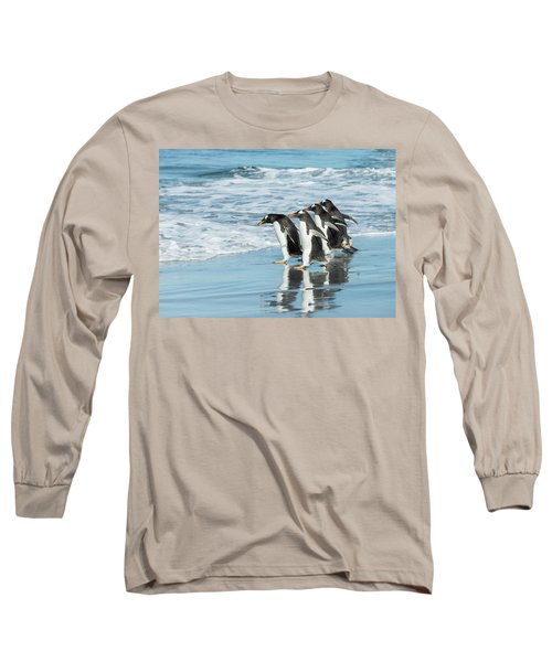 Back To The Sea. Long Sleeve T-Shirt