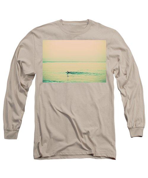 Backstroke Long Sleeve T-Shirt