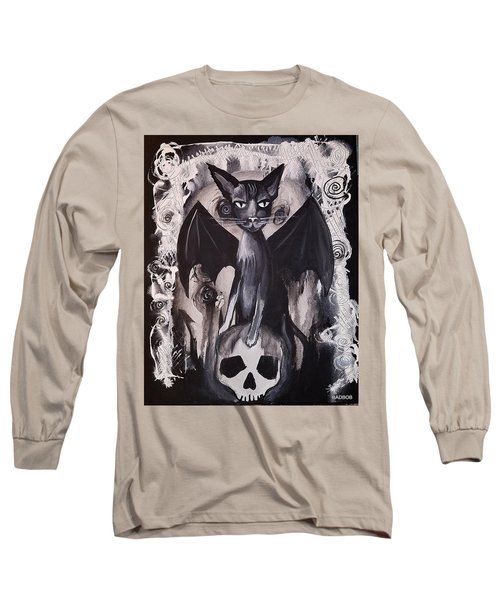 Badkitty Long Sleeve T-Shirt