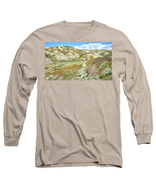 Badlands Of Wyoming Long Sleeve T-Shirt