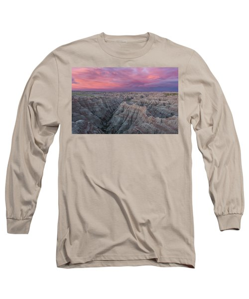Badlands Sunrise Long Sleeve T-Shirt