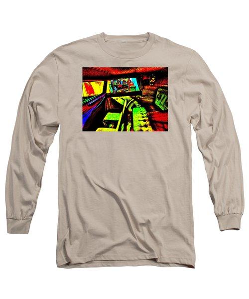 Bahre Car Show II 27 Long Sleeve T-Shirt by George Ramos