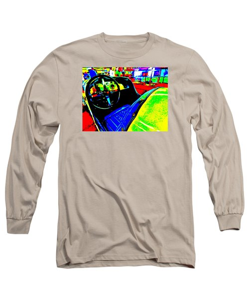 Bahre Car Show II 35 Long Sleeve T-Shirt by George Ramos