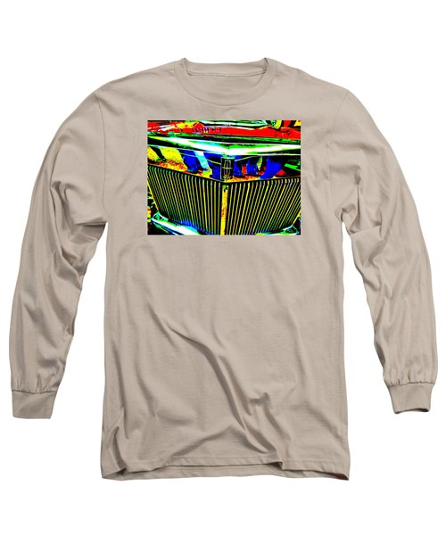 Bahre Car Show II 39 Long Sleeve T-Shirt