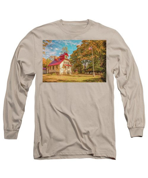 Baileys Harbor Keepers House Long Sleeve T-Shirt