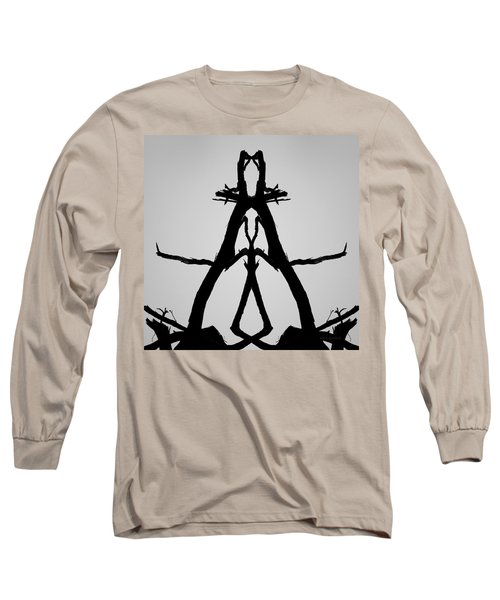 Balanced I Bw Long Sleeve T-Shirt