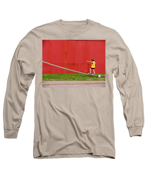 020 - Harbor Time Long Sleeve T-Shirt