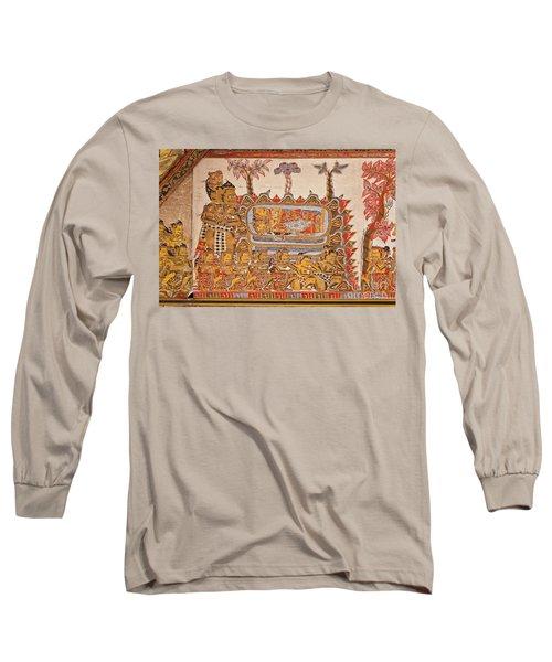 Long Sleeve T-Shirt featuring the photograph Bali_d530 by Craig Lovell