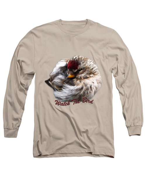 Ball Of Feathers Long Sleeve T-Shirt