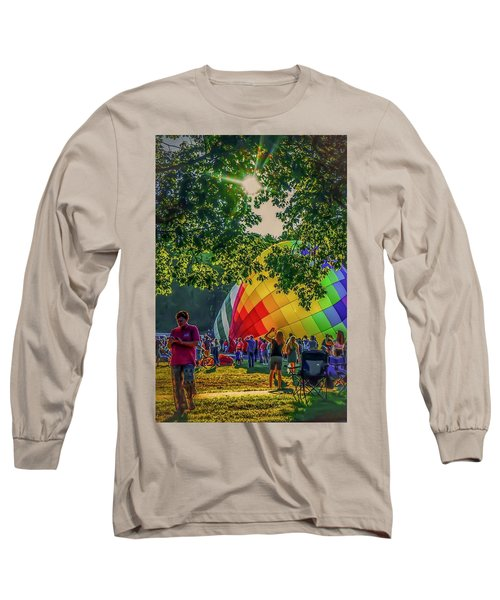 Balloon Fest Spirit Long Sleeve T-Shirt