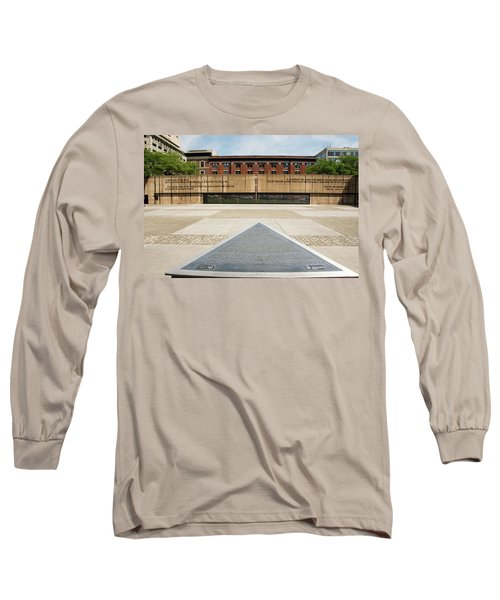 Baltimore Holocaust Memorial Long Sleeve T-Shirt