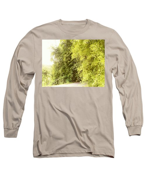bambu en Limani, Adjuntas Long Sleeve T-Shirt