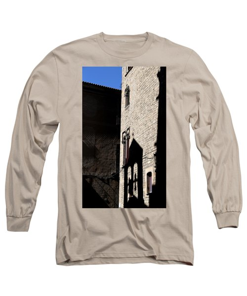 Long Sleeve T-Shirt featuring the photograph Barcelona 2 by Andrew Fare