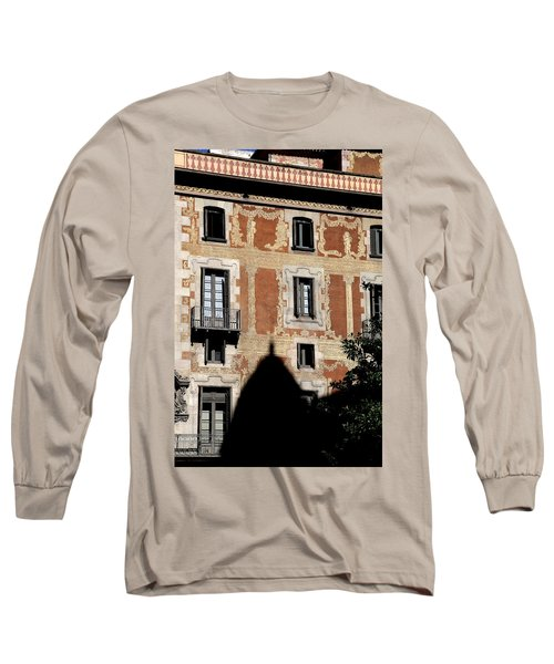 Long Sleeve T-Shirt featuring the photograph Barcelona 3 by Andrew Fare