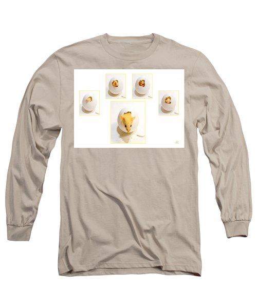Barn Mouse Long Sleeve T-Shirt
