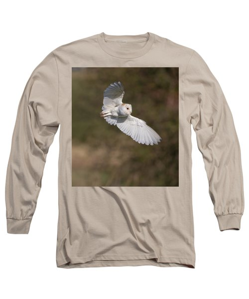 Barn Owl Wings Long Sleeve T-Shirt