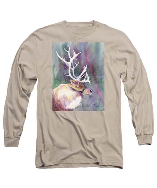 Basking In The Lights Long Sleeve T-Shirt