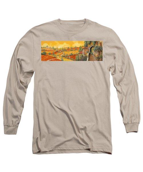 Bassa Toscana Long Sleeve T-Shirt