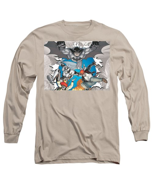 Batman Incorporated Long Sleeve T-Shirt