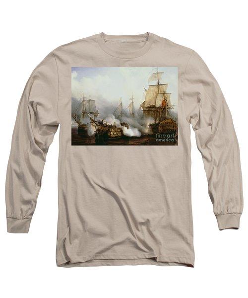 Battle Of Trafalgar Long Sleeve T-Shirt