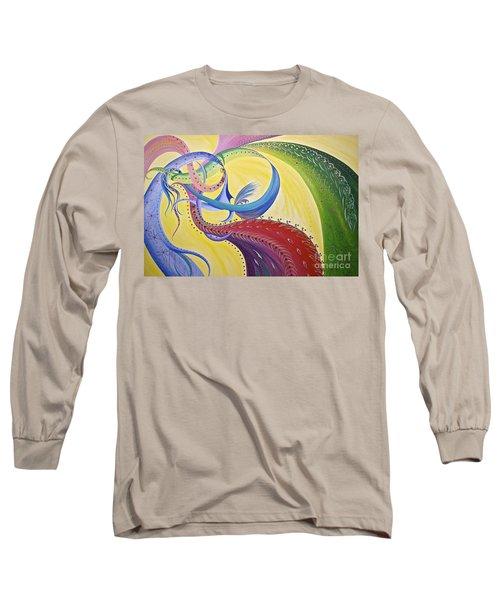 Baubles N Bows Long Sleeve T-Shirt