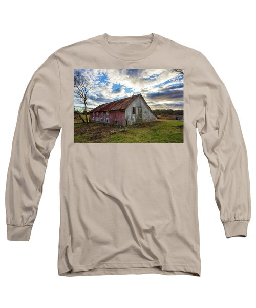 Bay Avenue Barn Long Sleeve T-Shirt