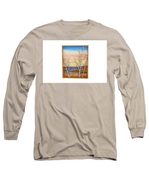 Bay Birch Long Sleeve T-Shirt