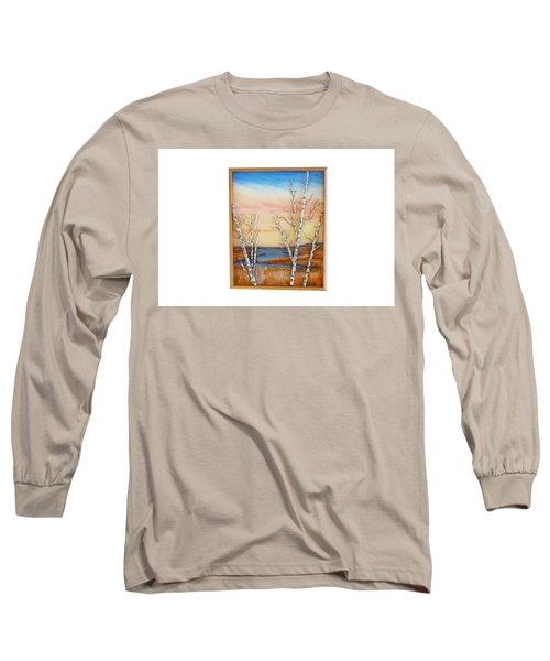 Bay Birch Long Sleeve T-Shirt