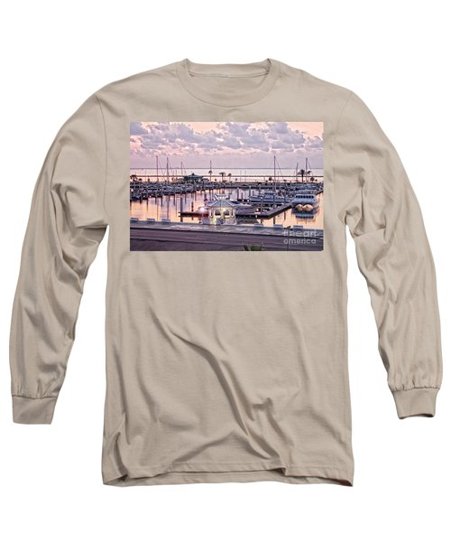 Bay Sunrise Long Sleeve T-Shirt