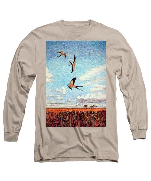 Bayou Ballet Long Sleeve T-Shirt