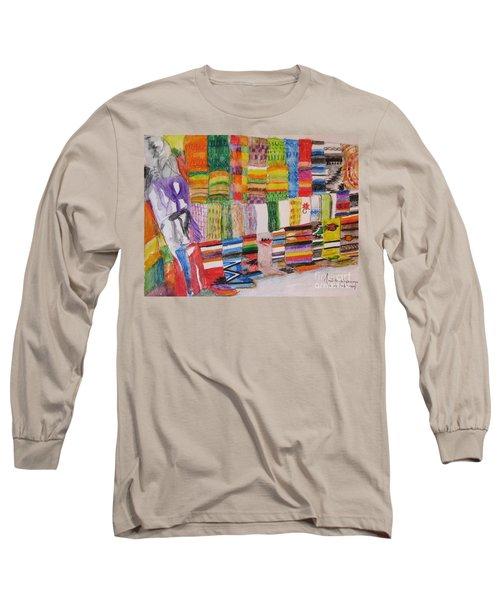 Bazaar Sabado - Gifted Long Sleeve T-Shirt