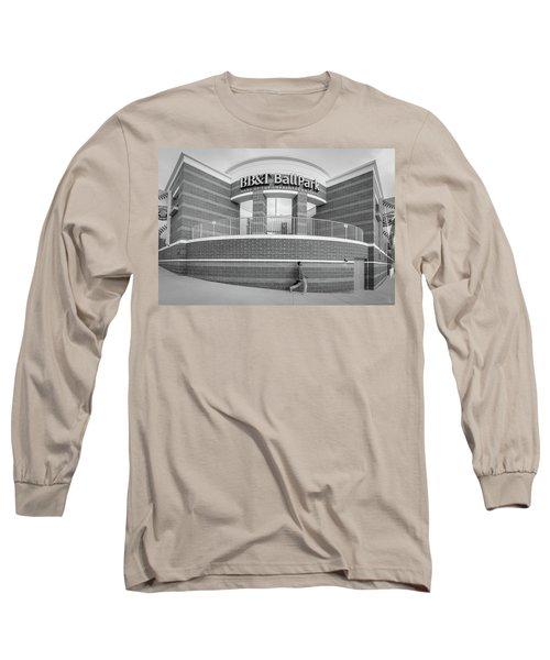 Bbt Ballpark Building Long Sleeve T-Shirt