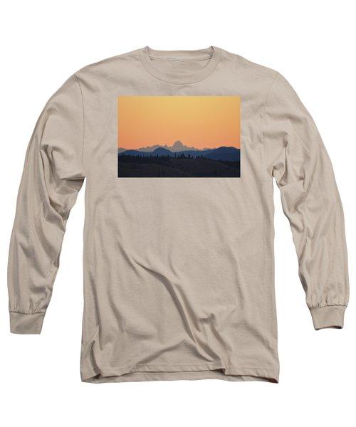 B C Dawn Long Sleeve T-Shirt by Ed Hall