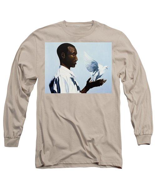 Be Free Three Long Sleeve T-Shirt