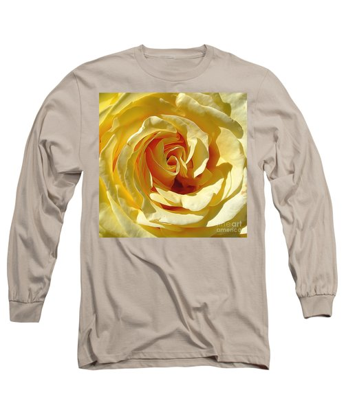 Long Sleeve T-Shirt featuring the photograph Be Still And Know by Gina Savage