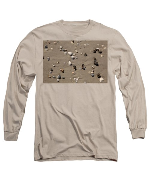 Beach 1121 Long Sleeve T-Shirt by Michael Fryd