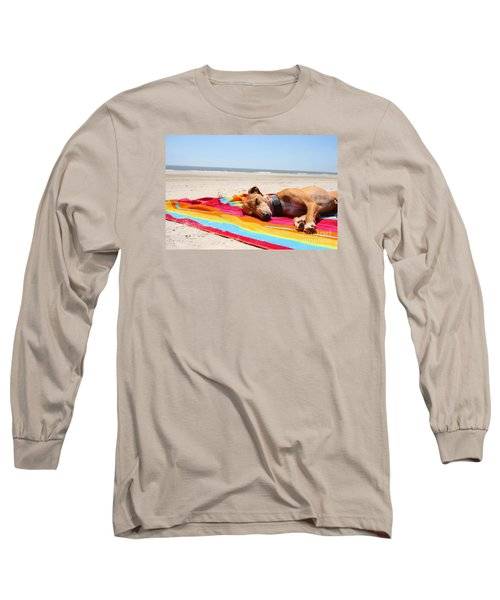 Beach Dreams Are Made Of These Long Sleeve T-Shirt