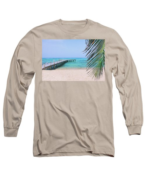 Beach Dreams Long Sleeve T-Shirt