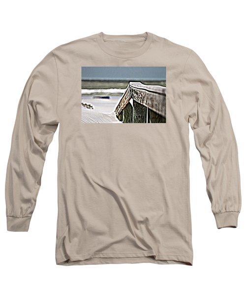 Beach Rail Long Sleeve T-Shirt