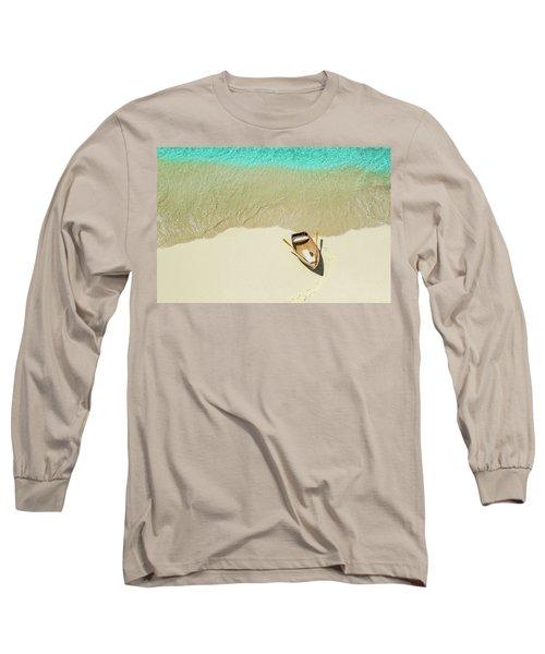 Beached Long Sleeve T-Shirt