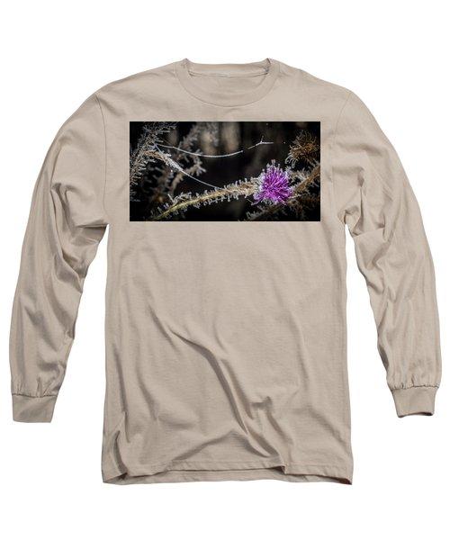 Beadwork Long Sleeve T-Shirt