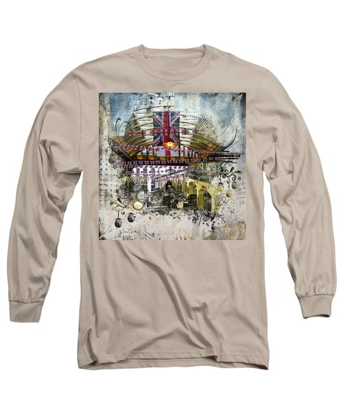 Beating Heart Long Sleeve T-Shirt by Nicky Jameson