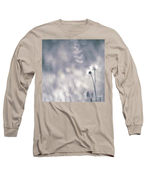 Long Sleeve T-Shirt featuring the photograph Beaute Des Champs - 0101 by Variance Collections