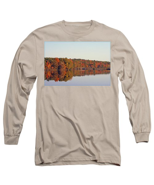 Beautiful Reflections Long Sleeve T-Shirt