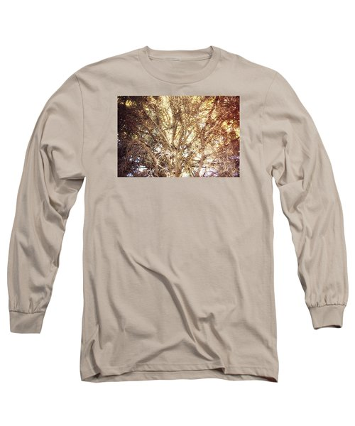 Beauty And The Branches Long Sleeve T-Shirt by Janie Johnson